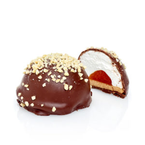Almond and Apricot Chocolate Teacake