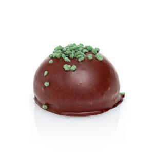 Mint Chocolate Chip Teacake