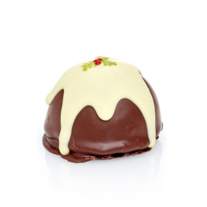 Christmas Pudding Teacake