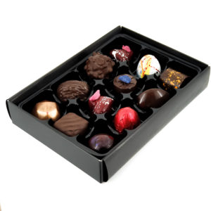 Traditional Chocolate Box 12