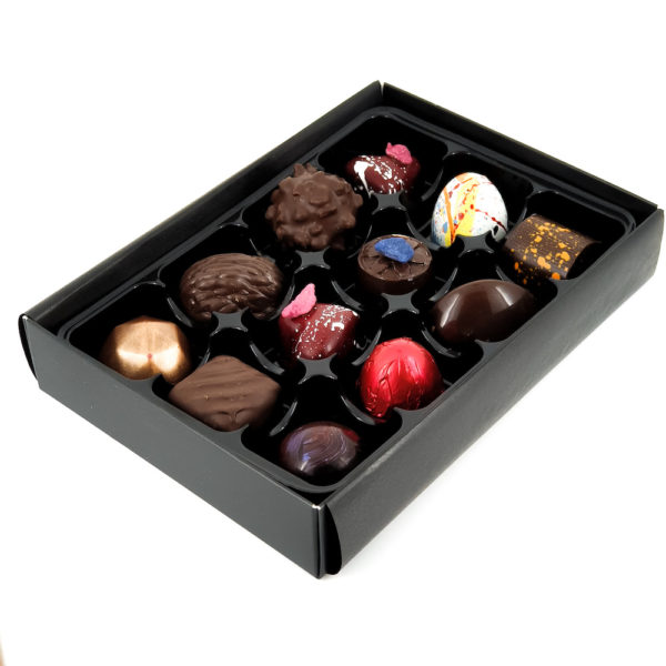 Traditional Chocolate Box 12
