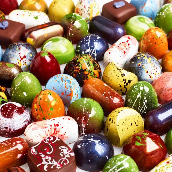artisan luxury chocolates category