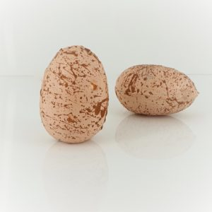 Caramel and Hazelnut Praline Easter Eggs (6)