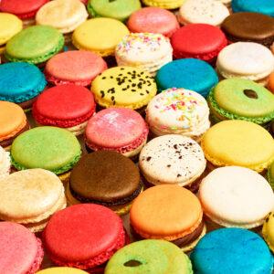 Macaron Box Mixed Flavours